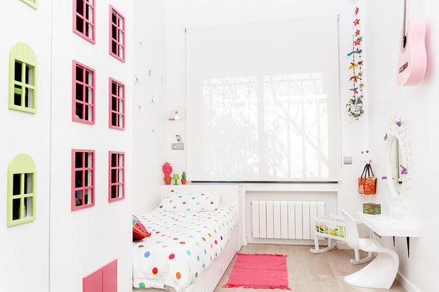 Contemporáneo Dormitorio infantil by NOETHA