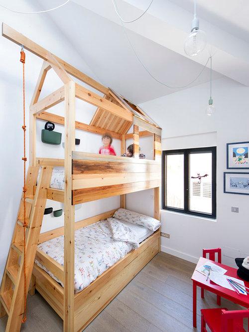 foto de dormitorio infantil de a aos de tamao medio