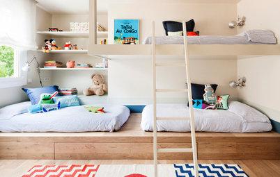 17 dormitorios infantiles compartidos que te van a encantar