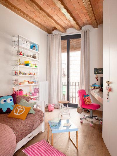 Contemporáneo Dormitorio infantil by The Room Studio