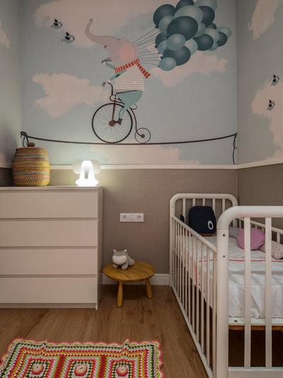 Dormitorio infantil by The Room Studio