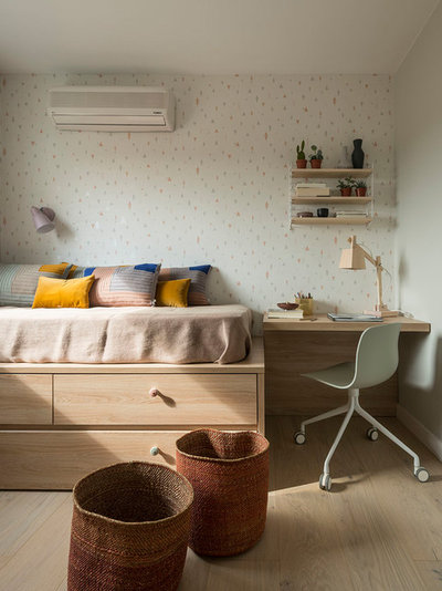 Bord de Mer Chambre d'Enfant by The Room Studio