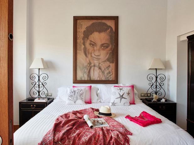 Asiático Dormitorio by CRISAL DECORACION