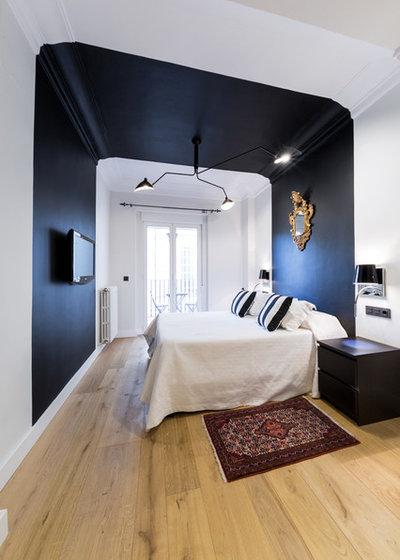 Contemporain Chambre by Ebano Arquitectura de Interiores