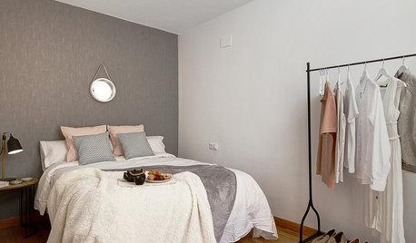 7 consejos para amueblar el dormitorio de una persona mayor