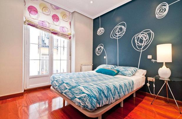 Renueva tu casa c mo actualizar el suelo de madera sin for Actualizar dormitorio clasico