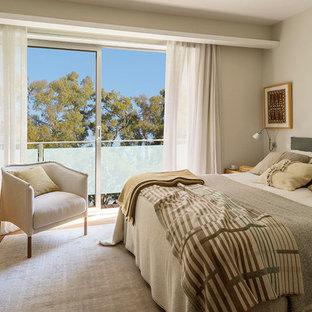 Ideas Para Dormitorios Fotos De Dormitorios Con Paredes Beige - Dormitorios-beige