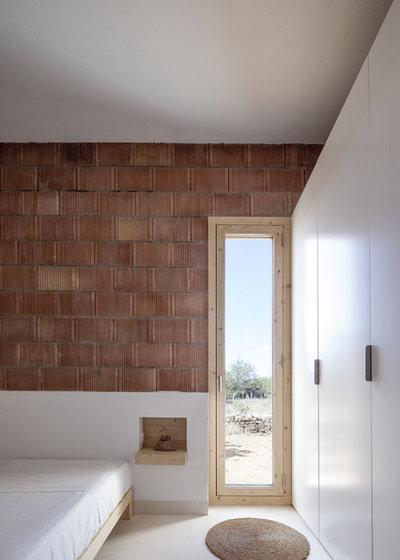 地中海 寝室 by Marià Castelló, Architecture