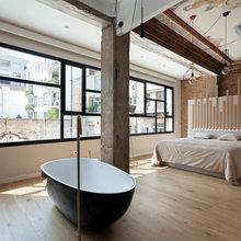 Habitaciones de madera