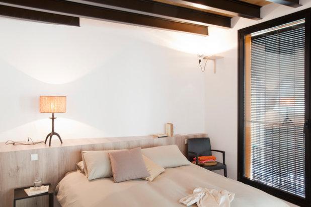 Mediterráneo Dormitorio by ÀMBIT ARQUITECTES SLP