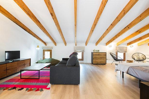 Ideas para reformar una casa de pueblo y v la buhardilla for Como reformar una casa de pueblo