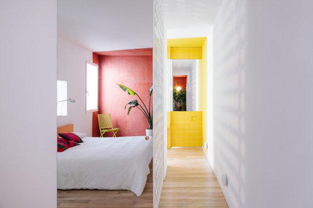 Современный Спальня by gon architects