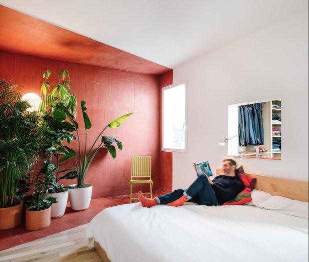 Contemporáneo Dormitorio by gon architects