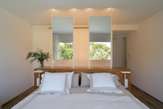 Contemporáneo Dormitorio by Casastar Construcciones