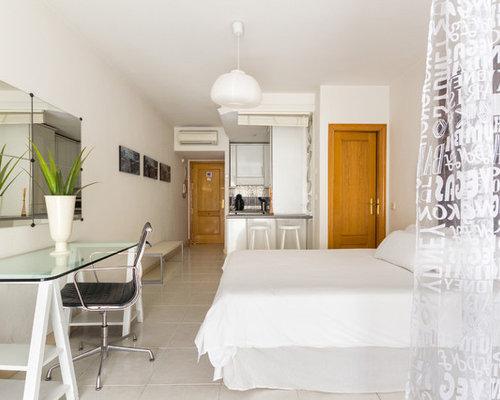 Ideas para dormitorios fotos de dormitorios tipo loft de - Urban suite santander ...
