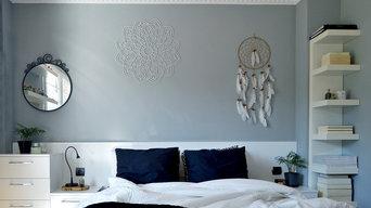 Diseño dormitorio SH01 en Cantabria