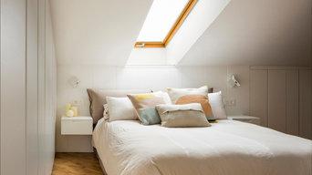 Dormitorio en duplex