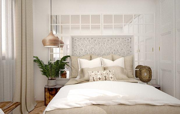 Rustic Bedroom by Aditum Studio