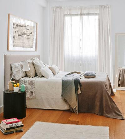 Contemporáneo Dormitorio by Interiorismo Paloma Angulo