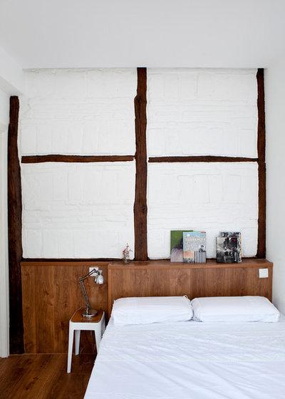 Clásico renovado Dormitorio by Laura Baquero Arquitecta