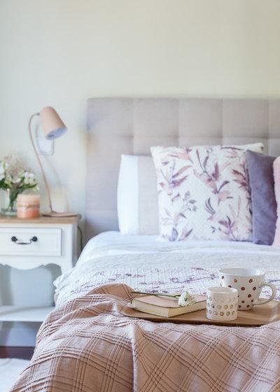 Romántico Dormitorio by Slow & Chic - Fotografía e Interiorismo