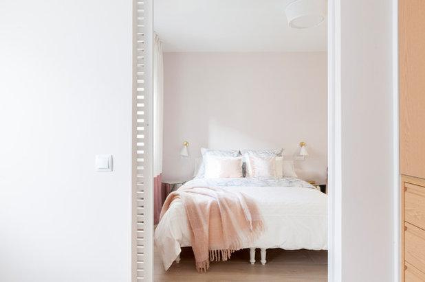 Clásico renovado Dormitorio by Estudio Backsteen