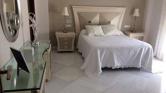 Dormitorios con tocador
