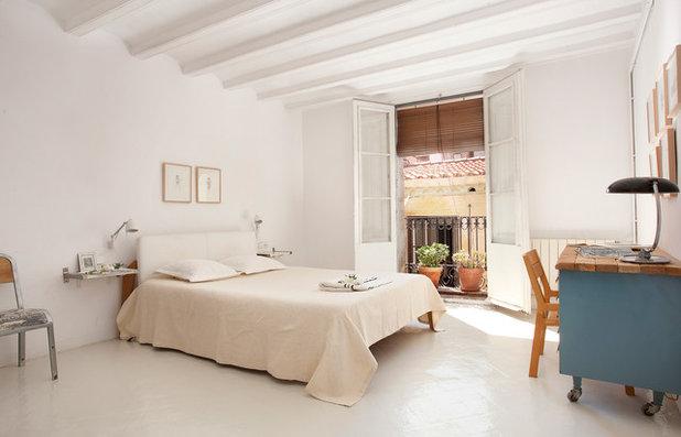 Mediterráneo Dormitorio by Nicolás Fotografía
