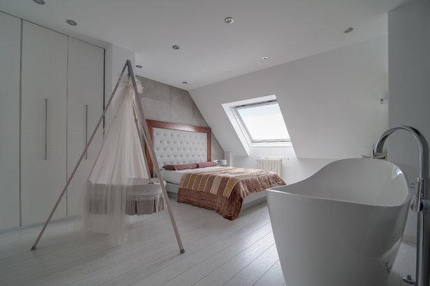 Renueva tu casa c mo actualizar el suelo de madera sin - Pintura para suelos de madera ...