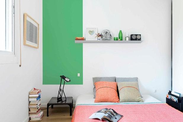 コンテンポラリー 寝室 by Egue y Seta