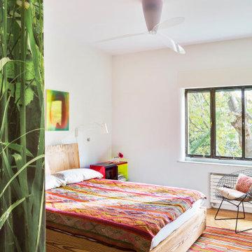 Dormitorio - Casa Vanguardista en El Viso