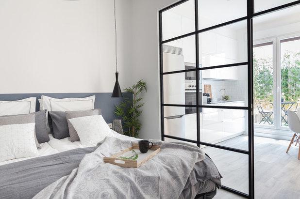 Nórdico Dormitorio by Slow & Chic - Fotografía e Interiorismo