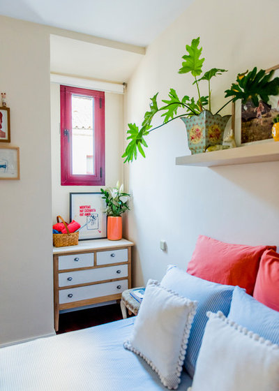 Klassisch modern Schlafzimmer by Alfredo Arias photo