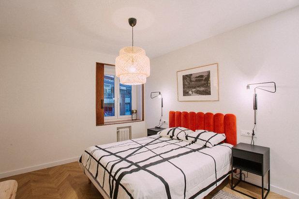 Industrial Dormitorio by Quefalamaria · diseño y gestión de espacios