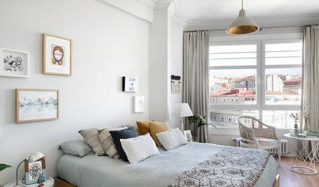 Parecidos razonables: 2 estilos deco para 2 dormitorios actuales