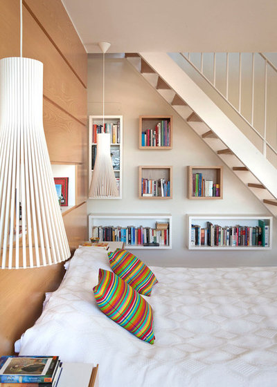 Scandinave Chambre by Silvia Paredes Photographer