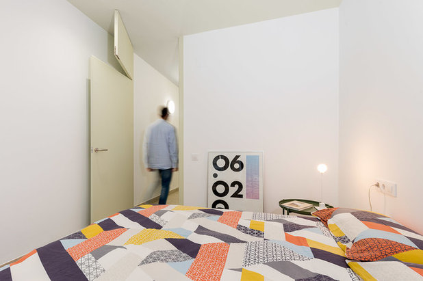 Moderno Dormitorio by FFWD Arquitectes