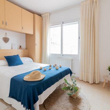 Home Staging vivienda habitada en Cunit Tarragona