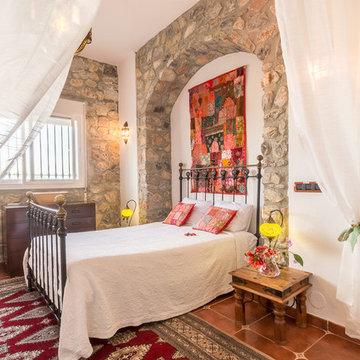 """Home Staging y fotografía en villa de alquiler vacacional """"Esmeralda"""""""