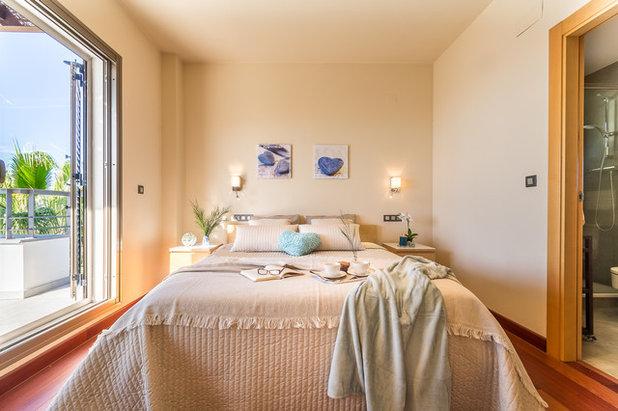 Mediterráneo Dormitorio by Home & Haus | Home Staging & Fotografía