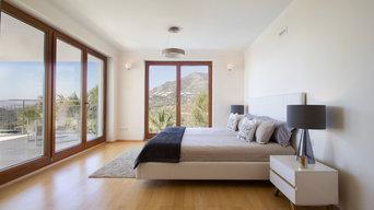 """Home Staging y reportaje fotográfico """"casa Pasiva"""""""