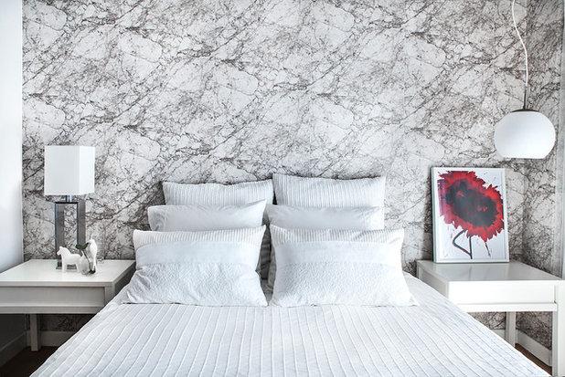 Contemporary Bedroom by Maura Pitton Fotografía