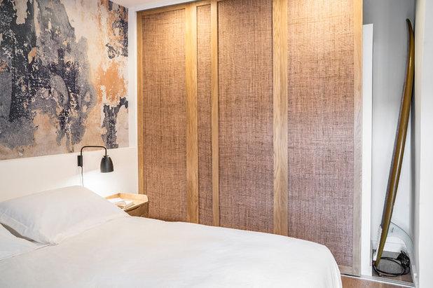 Mediterranean Bedroom by Bloomint