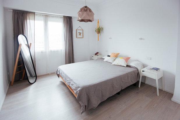 Clásico renovado Dormitorio by estudio fandi