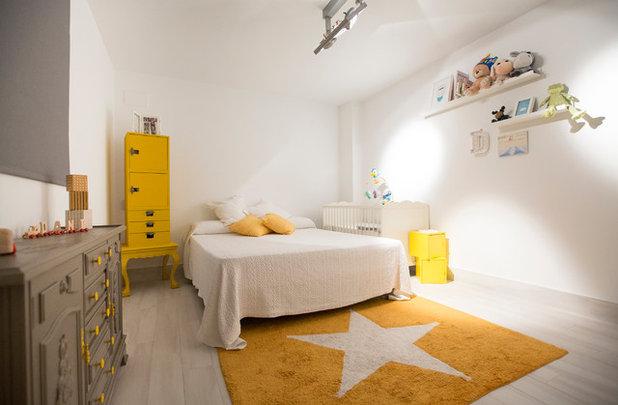 Nórdico Dormitorio by estudio fandi