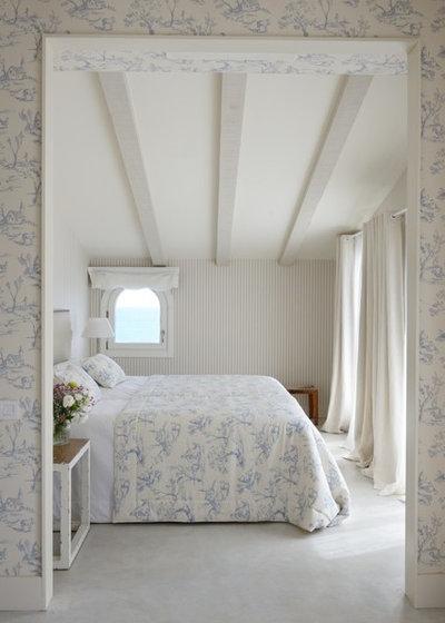 6 ideas sencillas para darle un 39 look 39 rom ntico al dormitorio - Cuca arraut ...