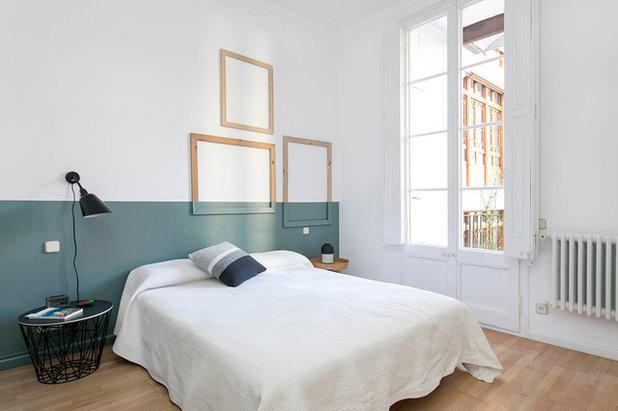 6 ideas sorprendentes para decorar con marcos en casa