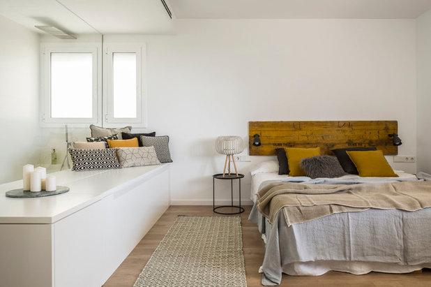 Contemporáneo Dormitorio by Susanna Cots