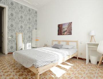 Original y acogedor piso para estudiantes