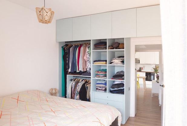 Nórdico Dormitorio by CLAAAC - interiorismo y diseño